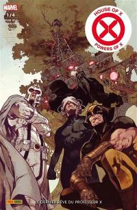 House of X, Powers of X. n° 1, Le dernier rêve du professeur X