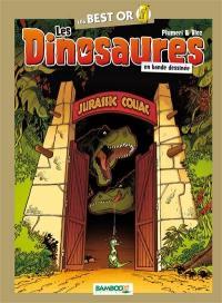 Les dinosaures en bande dessinée, Jurassic couac