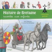 Histoire de Bretagne. Volume 2, L'Armorique gauloise
