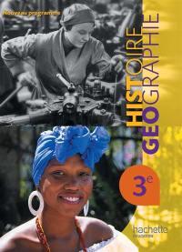 Histoire-géographie 3e : nouveau programme : grand format