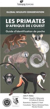 Les primates d'Afrique de l'Ouest