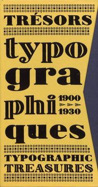 Trésors typographiques