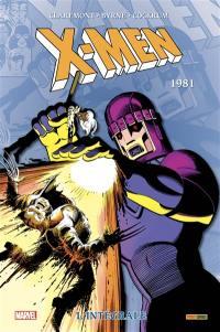 X-Men. Volume 5, 1981