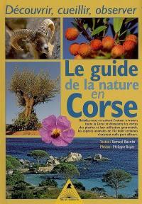 Le guide de la nature en Corse