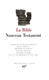 La Bible, Nouveau Testament