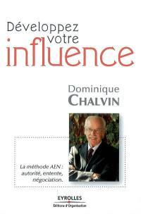 Développez votre influence