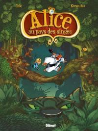 Alice au pays des singes,