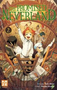 The promised Neverland. Volume 2, Sous contrôle