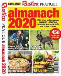 Rustica pratique, hors-série, Almanach 2020
