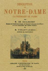 Description de Notre-Dame