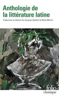 Anthologie de la littérature latine