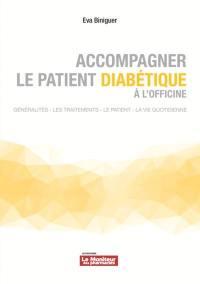 Accompagner le patient diabétique à l'officine