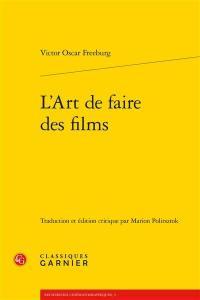 L'art de faire des films