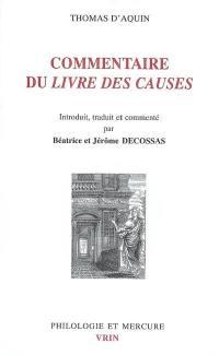 Commentaire du Livre des causes