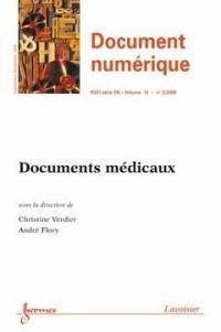 Document numérique. n° 3 (2009), Documents médicaux