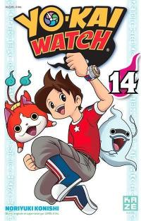 Yo-kai watch. Volume 14,