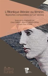 L'Altantique littéraire au féminin