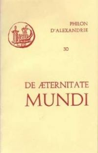 De aeternitate mundi