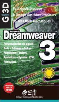 Dreamweaver 3.0
