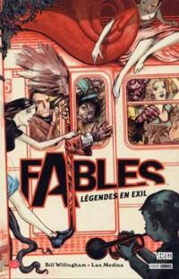 Fables. Volume 1, Légendes en exil