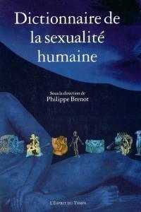 Dictionnaire de la sexualité humaine