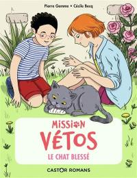 Mission vétos, Le chat blessé