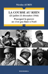 La course au Rhin, 25 juillet-15 décembre 1944