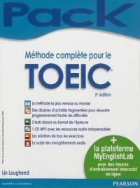 Pack méthode complète pour le TOEIC
