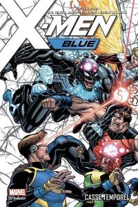 X-Men blue. Volume 2, Casse temporel