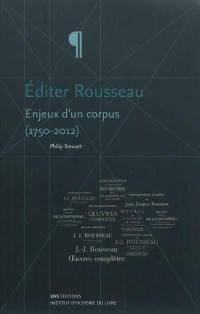 Editer Rousseau