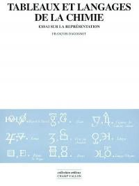 Tableaux et langages de la chimie