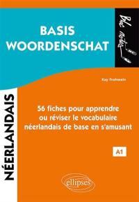 Néerlandais, basis Woordenschat, A1
