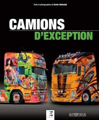 Camions d'exception