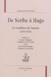 De Scribe à Hugo