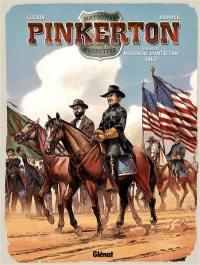 Pinkerton. Volume 3, Dossier massacre d'Antietam