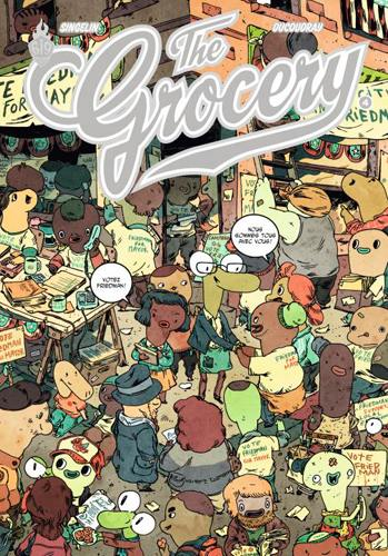 The grocery. Volume 4,
