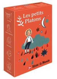 Coffret  orange 5 Petits Platons