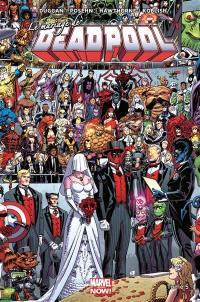 Deadpool. Volume 5, Le mariage de Deadpool