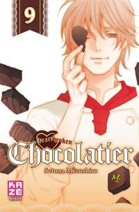 Heartbroken chocolatier. Volume 9,