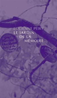 Le jardin de la mémoire