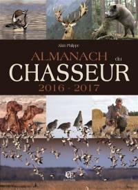 Almanach du chasseur 2016-2017
