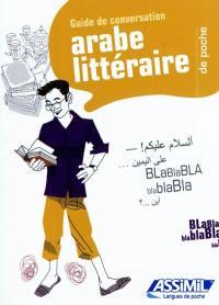 L'arabe littéraire de poche