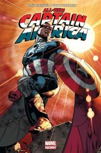 All-new Captain America. Volume 1,