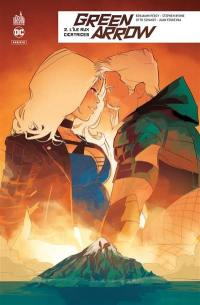 Green Arrow rebirth. Volume 2, L'île aux cicatrices
