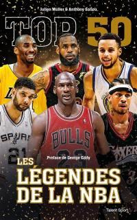 Top 50 les légendes de la NBA