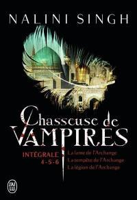 Chasseuse de vampires, Volumes 4-5-6