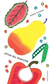 Olive au marché