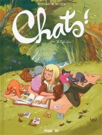 Chats !. Volume 6, Chats alors !