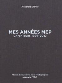 Mes années MEP