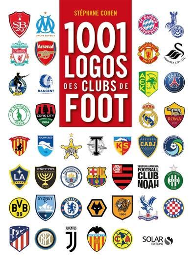 1.001 logos des clubs de foot